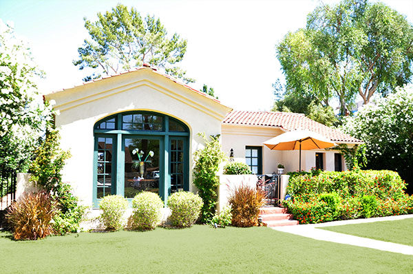 1930 | Adobe Spanish Colonial Revival